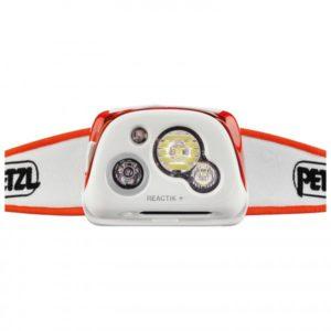Petzl Reactik Plus Stirnlampe für Bergsteiger