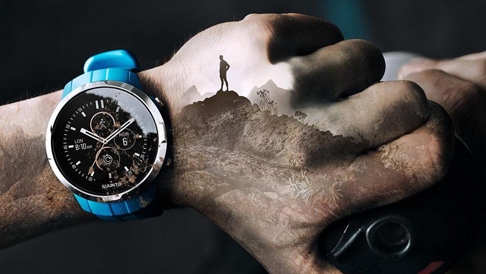 fitnessuhr Spartan Sport Wrist HR