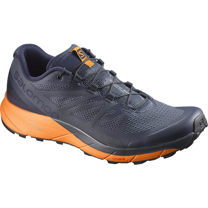 Salomon Sense Ride / Trailrunning schuhe
