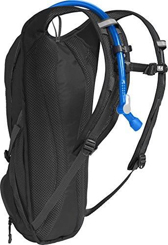 CamelBak Products LLC Rogue Hydration Pack Trinkrucksack, Black/Graphite, 85 oz