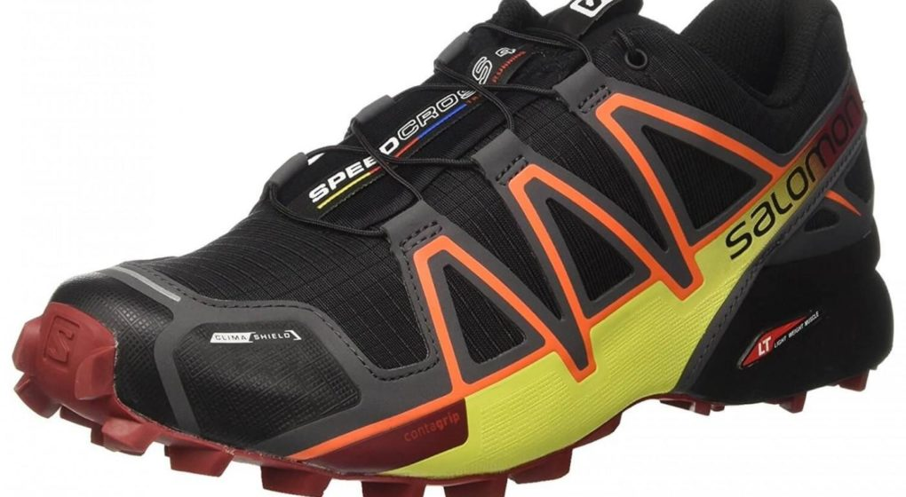 Salomon Speedcross 4 CS / Trailrunng Schuhe