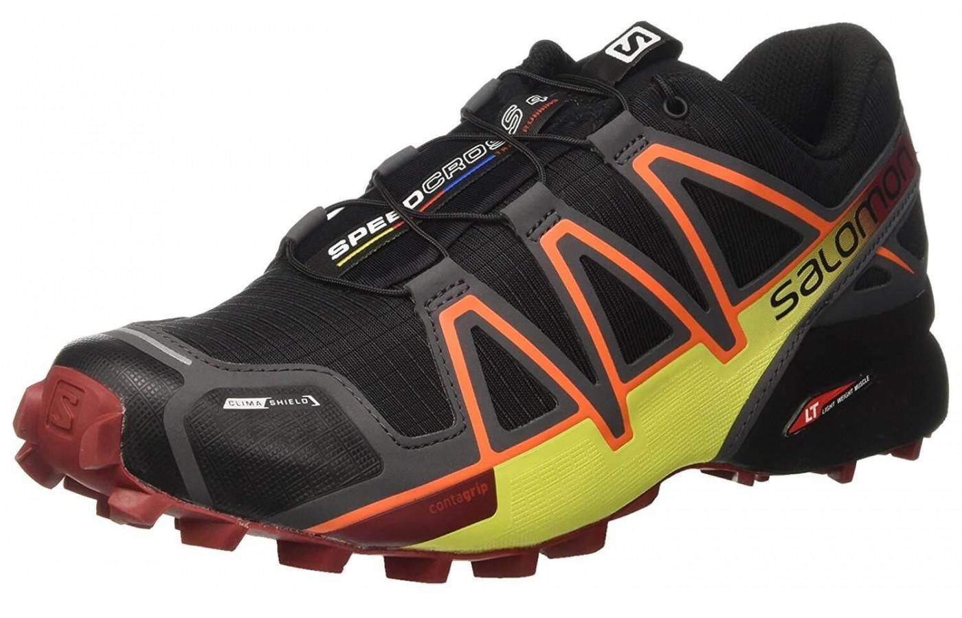 best service 3527f b471a Salomon Speedcross 4 CS Trailrunner