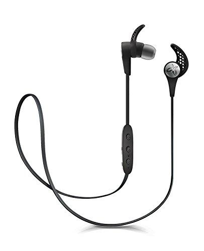 Jaybird X3 kabelloser Bluetooth-Kopfhörer (sind kompatibel mit iOS- und Android und wurden für den Einsatz bei Sport/Running entwickelt) schwarz