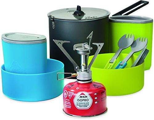 MSR PocketRocket Stove Kit - umfangreiches Kocherset