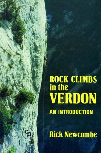 Rock Climbs in the Verdon: An Introduction