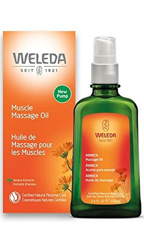 Weleda 9922 Arnika Massageöl, 100ml
