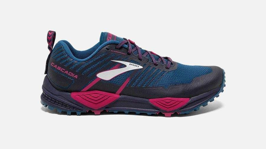 Cascadia 13 By Brooks® im Test 2019 / Brooks Cascadia Trailrunning Runningschuh