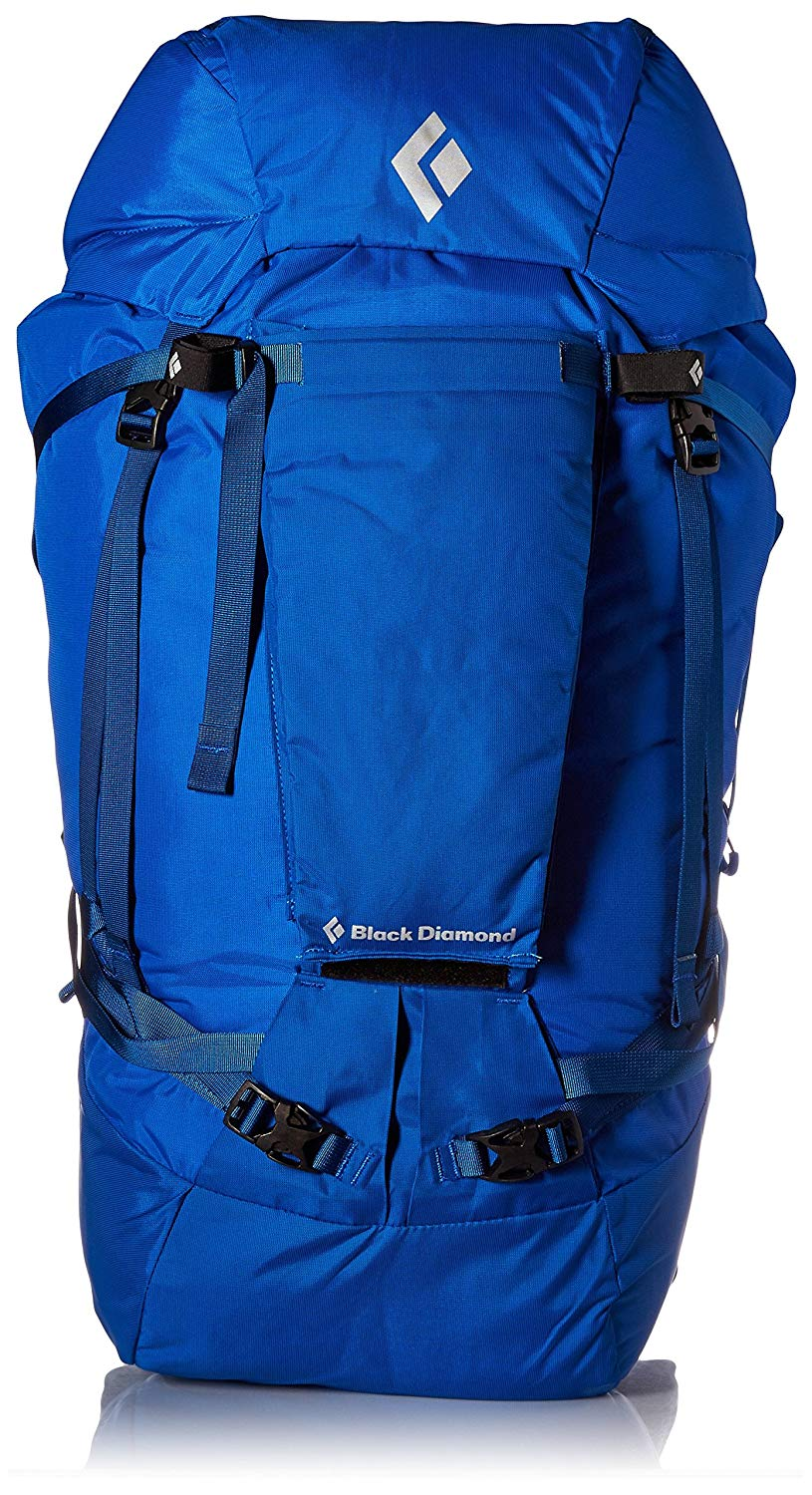 Black Diamond Mission 75 Allround Bergsteigerrucksack.