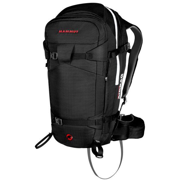 Pro Removable Airbag 3.0 von Mammut (Schwarz one size ) | Rucksäcke
