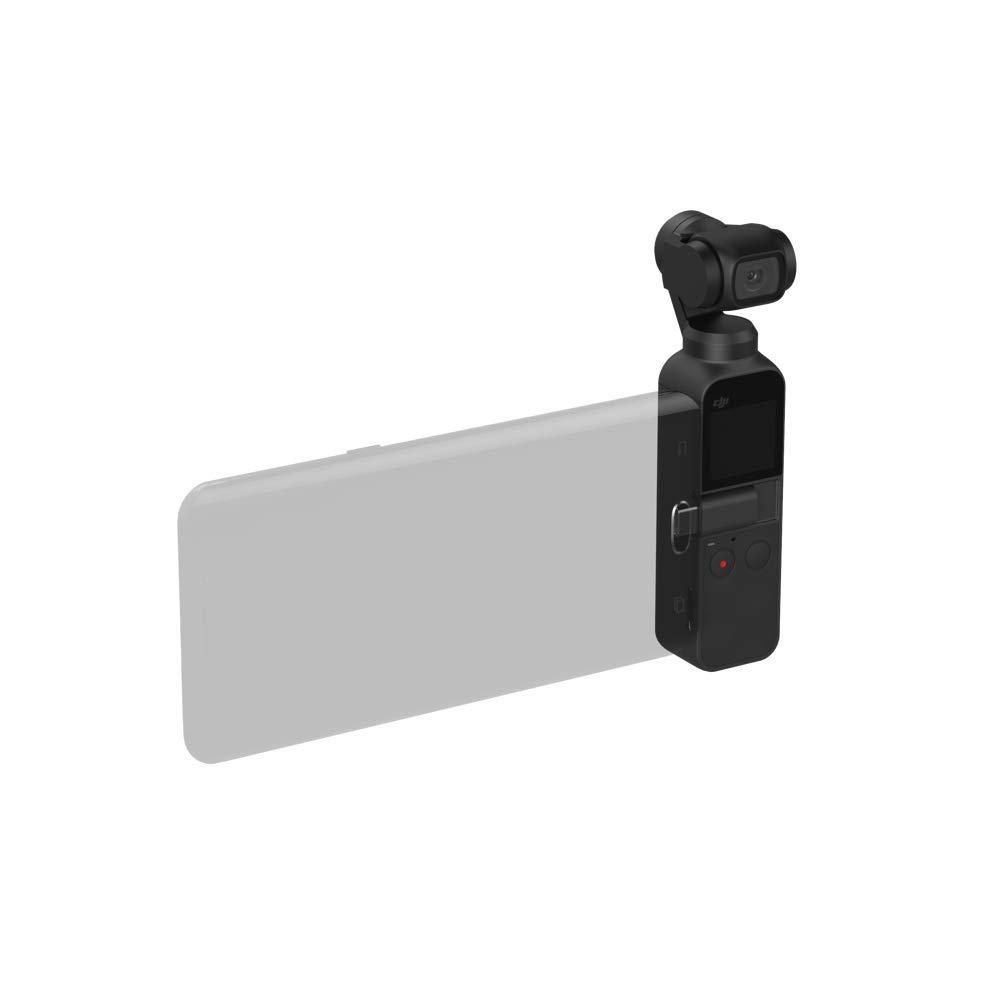 DJI Osmo Pocket 3-Achsen Gimbal Stabilisato2