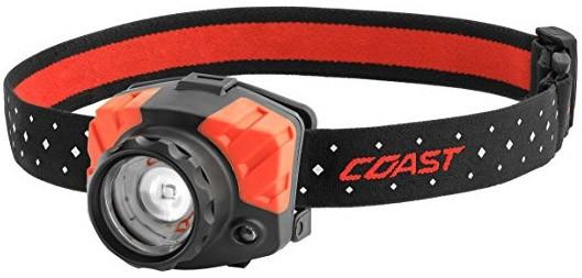 Coast FL85- Stirnlampe Test