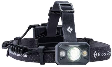 Black Diamond Icon Stirnlampen Test