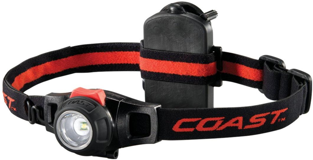 Coast HL7-Fokussierung Stirnlampe Test