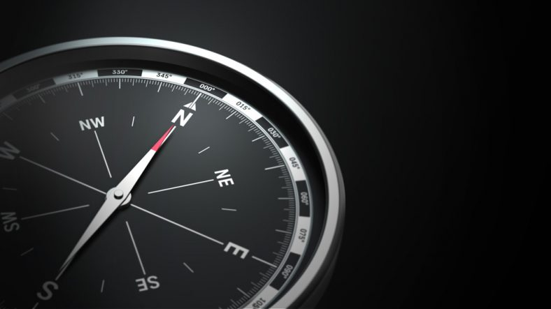 Wie-funktioniert-ein-Kompass