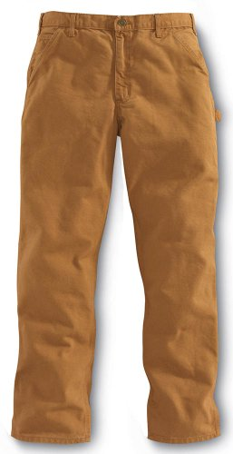 Carhartt Washed Duck Work Dungaree Kletterhose