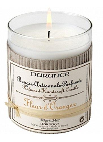 Durance en Provence - Duftkerze Orangenblüte (Fleur d'Oranger) 180 g