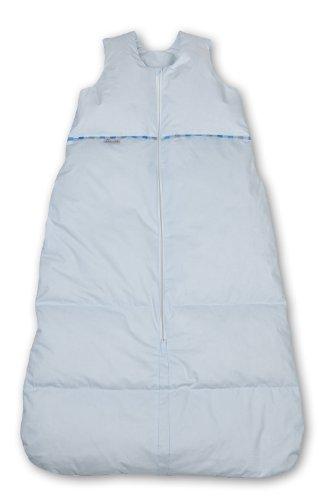 Premium Daunenschlafsack Babyr, Alterskl. älter 24 Monate, bleu, 130 cm