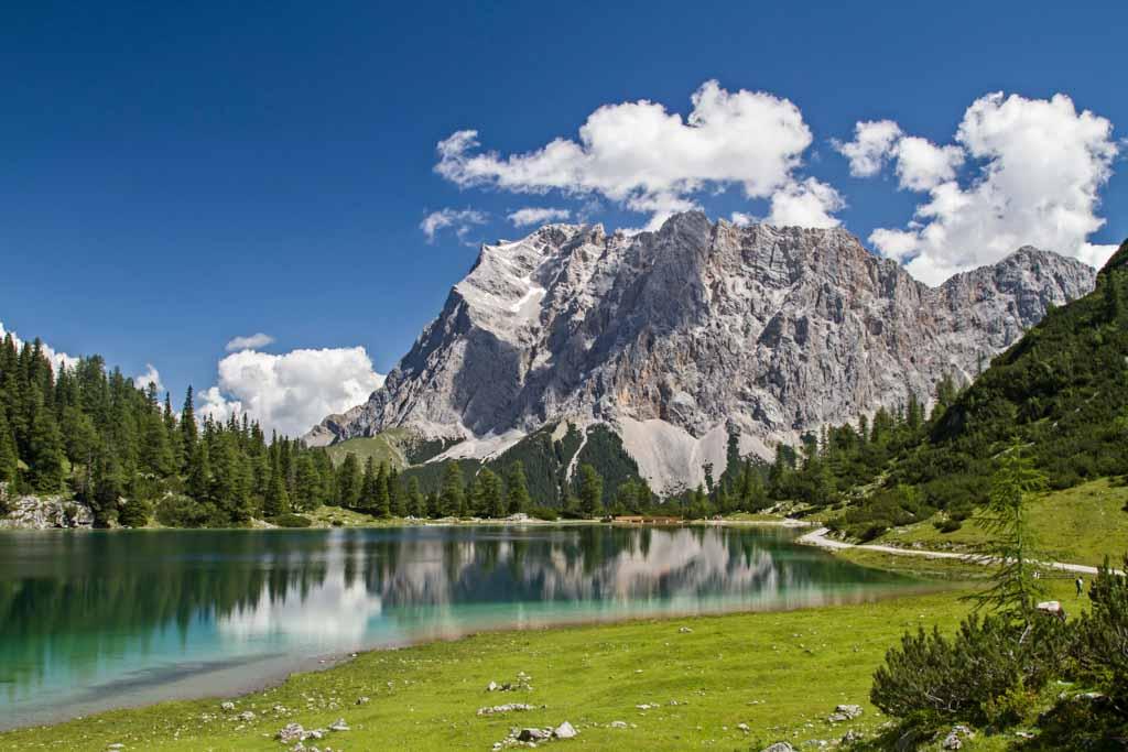 Wandern in den bayerischen Alpen