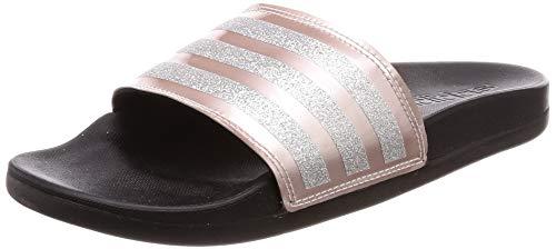 adidas Damen Adilette Comfort Dusch- & Badeschuhe , Mehrfarbig (Grmeva/Grmeva/Negbás 000) , 38 EU