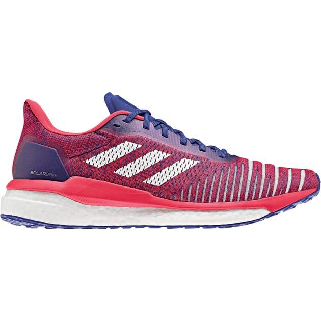 adidas Damen (Rot 4 5 UK ) / Runningschuhe Road (Rot / 4,5) - Runningschuhe