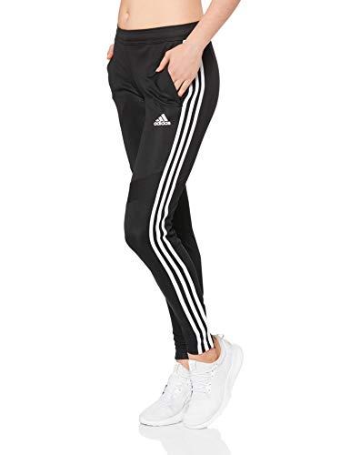 adidas Damen TIRO19 TR PNTW Sport Trousers, Black/White, M