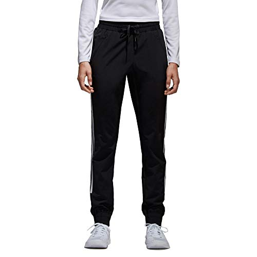 adidas Damen Woven 3 Trainingshose, Black, S