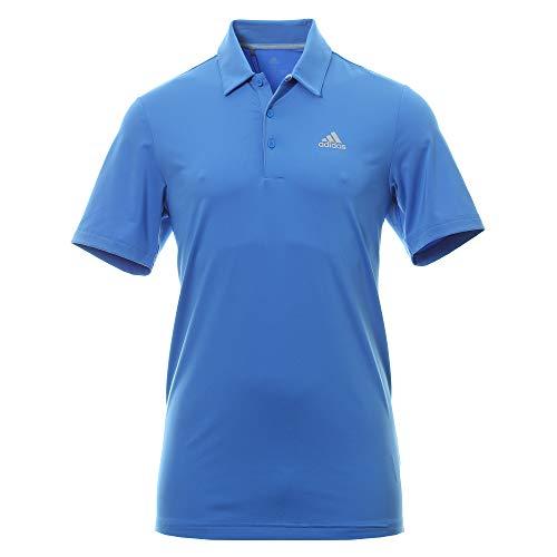 adidas Herren Ultimate 365 Solid Polo Shirt Poloshirt Blau (Azul Dq2344) X-Small