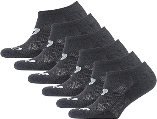 ASICS - 6 Pack - Socken - Performance Black