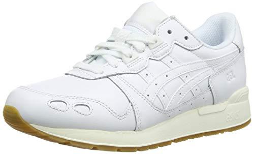 ASICS Damen Gel-Lyte Laufschuhe Weiß White 100, 39 EU