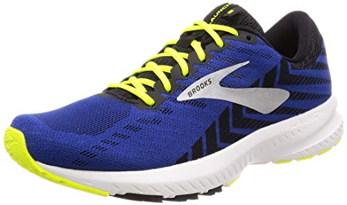 Brooks Herren Launch 6 Laufschuhe, Blau (Blue/Black/Nightlife 419), 42.5 EU