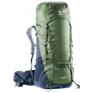 deuter-aircontact- Backpacker Rucksack Test