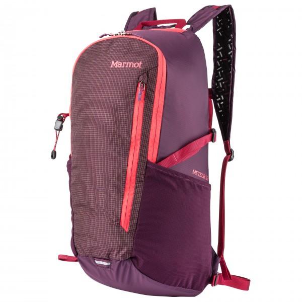 Marmot - Kompressor Meteor 22 - Daypack Gr 22 l schwarz/grau;lila/rot/rosa;grau