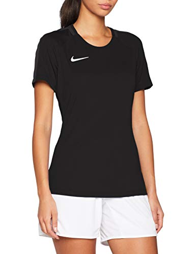 Nike Damen Dry Academy 18 T-Shirt, Black/Anthracite/White, M