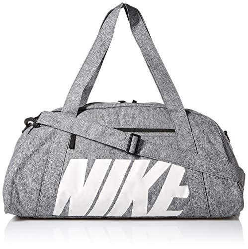 Nike Damen W NK Gym Club Bag, Black/Vast Grey, MISC