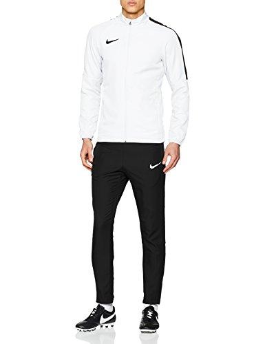 Nike Herren Dry Academy 18 Trainingsanzug, Weiß (White/Black/100), Gr. M
