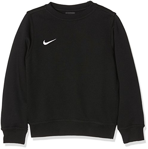 Nike Kid's Team Club Sweatshirt - Black, M (137 - 147 cm)