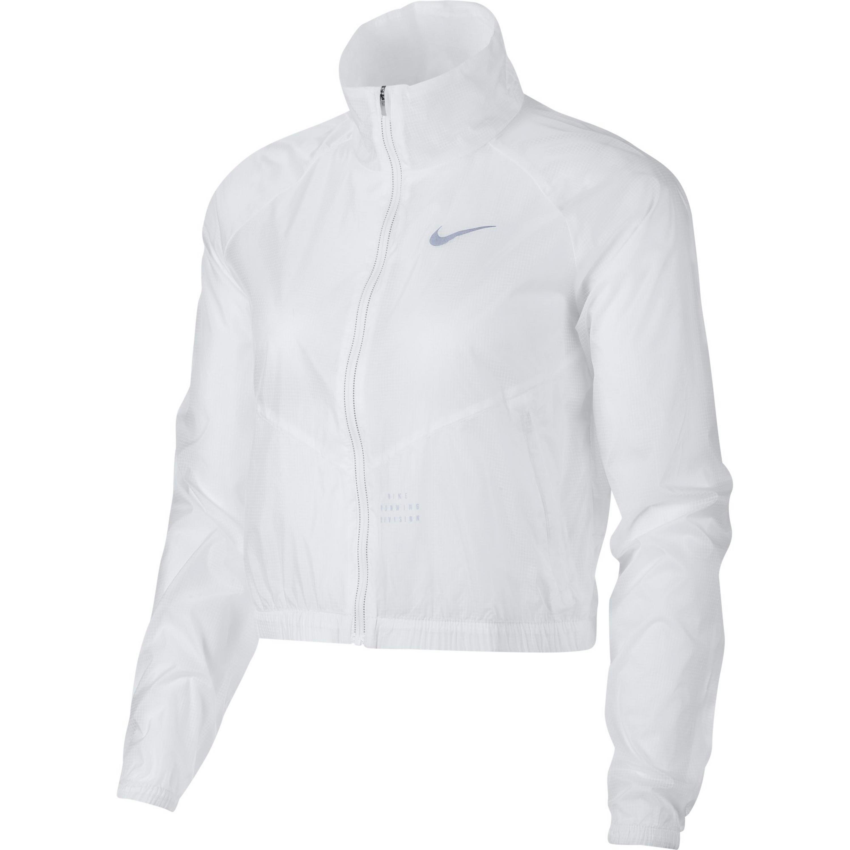 Nike TRANSPARENT Laufjacke Damen