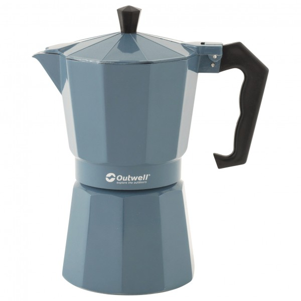 Outwell - Manley Expresso Maker - Espressomaschine Gr 100 ml;300 ml blau