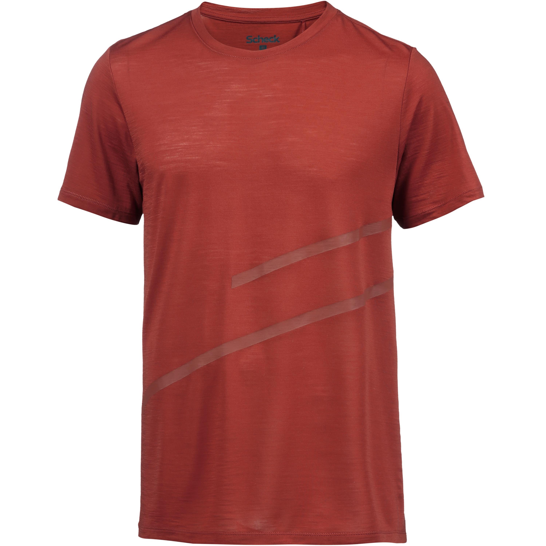 SCHECK Merino T-Shirt Herren